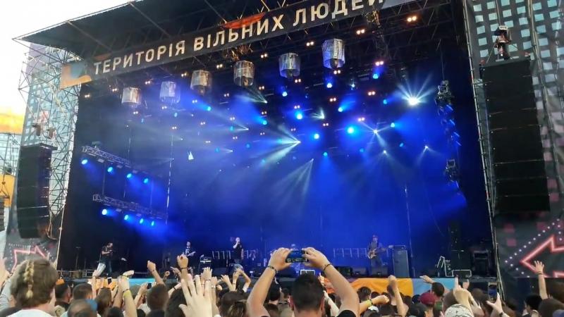 ТАРТАК - Ні, я не ту кохав (Live на фестивалі Файне Місто 2018)