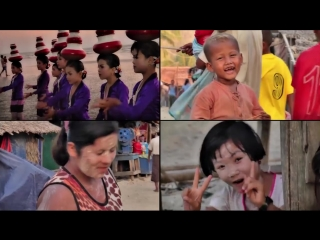 Myanmar, Country of Thousands of Smiles - Song by Ni Ni Khin Zaw_ Forever Myanma