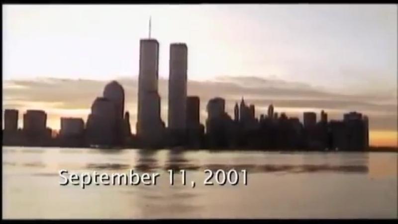 Спецоперация ЦРУ Башни Близнецы 911 11 сентября 2001 года