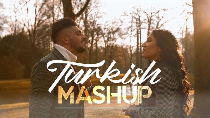 TURKISH MASHUP - Yasin Ask Esra Sharmatic (Iki Aşık, Aleni Aleni, Ona göre, Gömün beni Çukura)