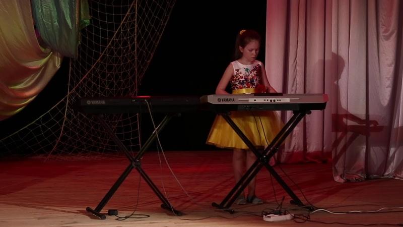 Концерт Веселые клавиши 16 мая 2018 ПОСПЕЛОВА МАРИЯ Челита