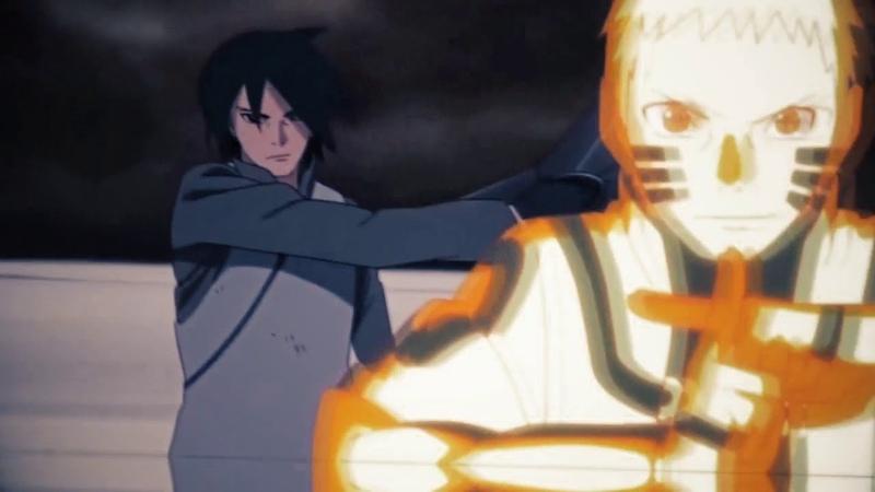 Naruto and Sasuke Meek Mill - 1am