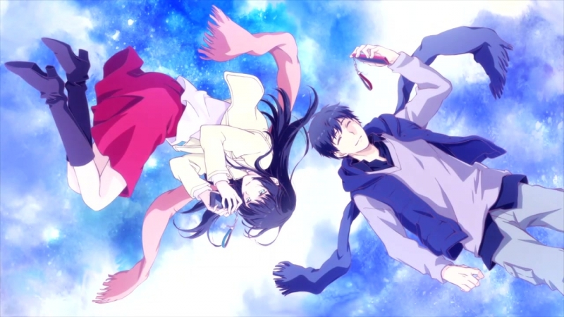 [ED EP 3] ReLIFE: Kanketsu-hen | Relife: Final Arc | Повторная жизнь: Заключительная глава