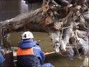 Уфимские спасатели предотвратили образование затора на реке Дема