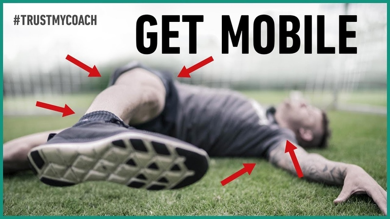 Mobility Stretching Routine ⚠️ stay pain free, fit and flexible during soccer season!