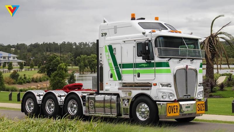 Caminhão Kenworth k200 Cabover - GALERIA DE IMAGENS