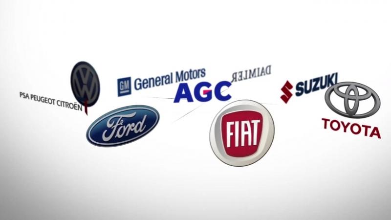AGC Automotive Replacement Glass- качество без компромиссов