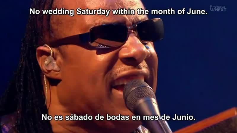 Stevie Wonder - I Just Called To Say I Love You (Subtitulos en Español) HD (1)
