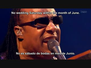Stevie Wonder - I Just Called To Say I Love You (Subtitulos en Español) HD (1)