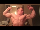 Ivan Shows Off Legs And Huge Forearms