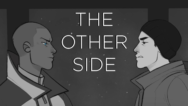 The Other Side | A DetroitBecome Human MAP