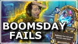 Hearthstone - Best of Boomsday Project Fails