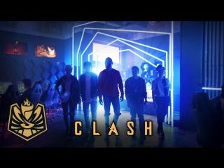 Сражайтесь впятером. Побеждайте командой | Clash – League of Legends