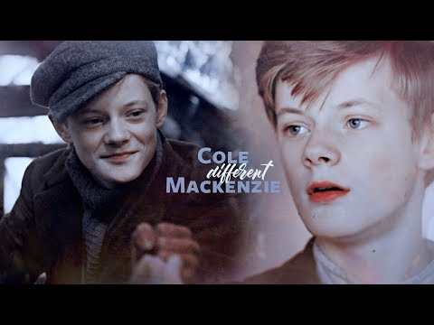 Cole mackenzie | different [anne with an e]