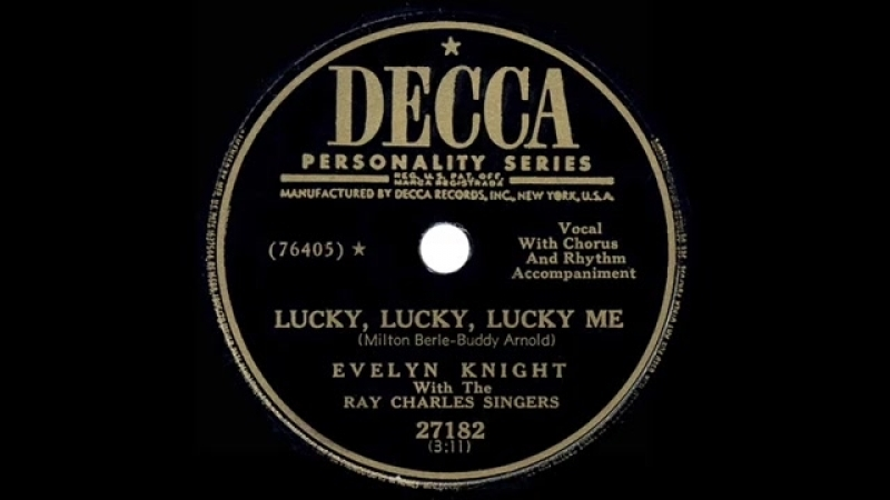 Hyundai song-1950 HITS ARCHIVE_ Lucky, Lucky, Lucky Me - Evelyn Knight [360p].mp4