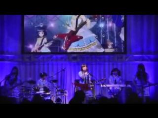 [Tokyo Games Show 2016] Poppin' Party – STAR BEAT! ~Hoshi no Kodou~