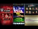 WWE SuperCard Bret Hart RTG