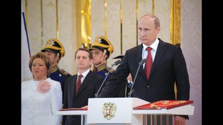 Знак свыше: на инаугурации Путина произошел конфуз...