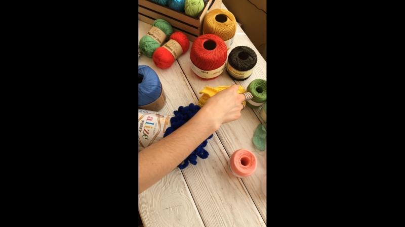 Пряжа Сandy-Yarn! Схемы и нитки для вязания — Live
