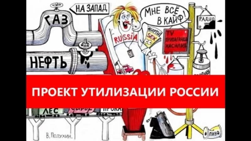 ПРОЕКТ УТИЛИЗАЦИИ РОССИИ. ИНТЕРВЬЮ ОЛИГАРХА.