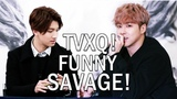 TVXQ! DBSK FUNNY MOMENTS - PART 1 #15thYearsWithTVXQ