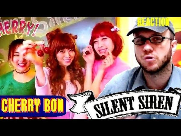 SILENT SIREN   Cherry Bon チェリボム   REACTION