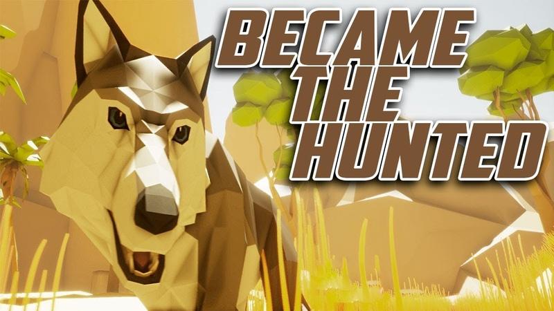 ВЫЖИВАНИЕ ЗА ВОЛКА Обзор Раннего Доступа Became The Hunted