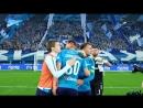Скрытая камера «Зенит-тв» на матче с «Динамо». Первая реакция на победный гол Ильи Скроботова