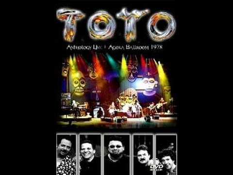 Toto Onstage at the Agora 1979 FULL CONCERT!