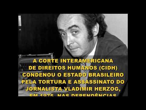 Brasil condenado pela Corte Interamericana no caso Herzog