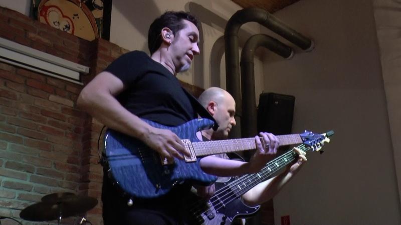 Neil Zaza Band (live) - Harry Potter theme - Piano club - Prievidza 2018