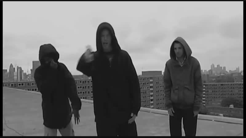 Verb T - Tearing the Sky Down Ft. Fliptrix Kashmere (Leaf dog Remix) [OFFICIAL VIDEO]