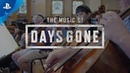 Days Gone Behind the Music with Nathan Whitehead PS4