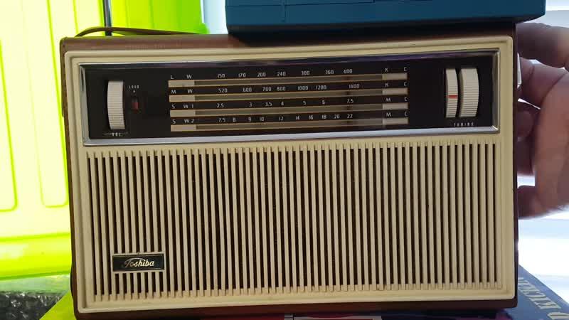 Toshiba 8L 688L SSB 40 метров