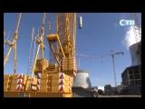 25.04.2018 На строительной площадке ЛАЭС выполнена непростая монтажная операция.