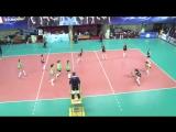 Волейбол Женщины Чемпионат России Игры за 5-8 место Ленинградка - Заречье
