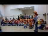 Ковбойская вечеринка. Танец родителей