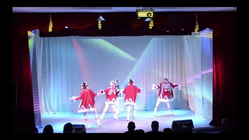 Танцевальная группа ЭКЗЕРСИС