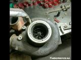 Ремот турбокомпрессора грузового автомобиля DAF. В наличии новые оригинальные картриджи для автомобилей с турбонаддувом. Гаранти