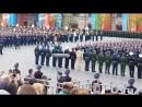 Парад победы 9 мая. Десантники. ВДВ. Красная площадь