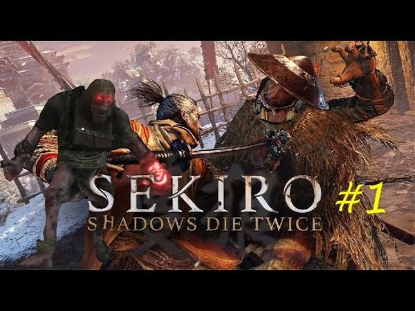 Sekiro Is Finally Out! Making my life already harder...    Sekiro Shadows Die Twice with Facecam 1