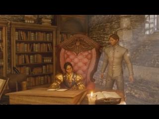 Dragon Age: Inquisition — Прощание с Жозефиной