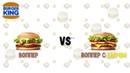 Воппер vs Воппер с сыром ЛУЧШИЙ БУРГЕР Бургер Кинг
