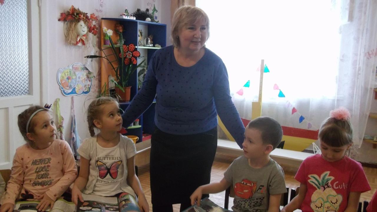 нина пикулева, детская поэтесса, внестационарный отдел обслуживания, донецкая республиканская библиотека для детей, чтение малышам