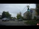Олени на дорогах Костромы-11. Как хочу, так качу (10.10.18)