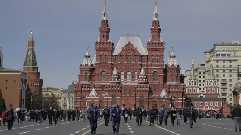 Rosja 2018 - Battle Of Styles - Włodzimierz/Moskwa