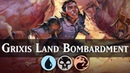 Grixis Land Bombardment | Guilds of Ravnica Standard Deck Guide [MTG ARENA]
