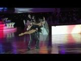 Victor Da Silva  Anna Melnikova - Exibition Show - 2018 World Kremlin Cup