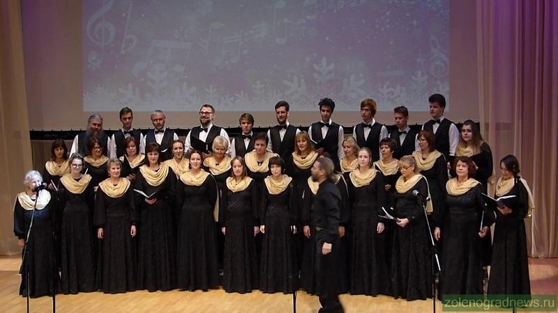 Академический хор Ковчег - Приношение (Андрей Чернецов, ст. И. Северянина)