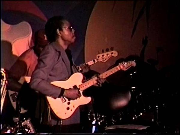 Cornell Dupree, Steve Gadd, Chris Parker w Grover Washington Jr. Live 94